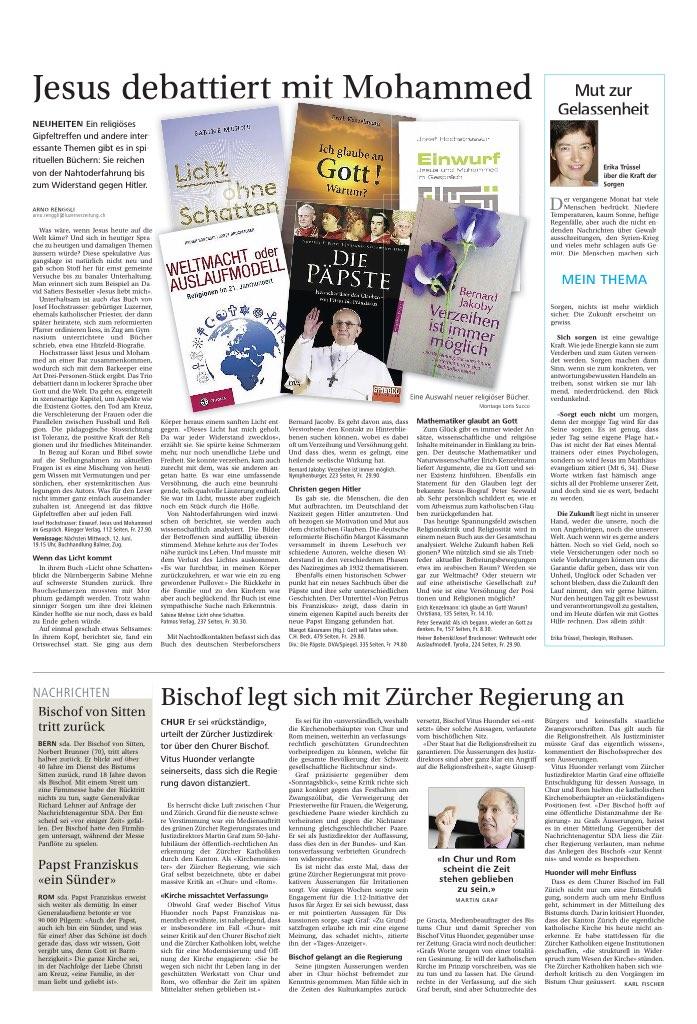 Markus – Seite 45 – Schweizerischer Katholischer Presseverein