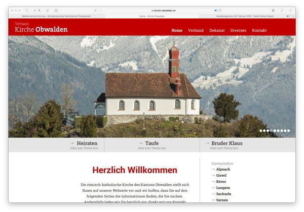 Pfarreiblatt Obwalden Neu