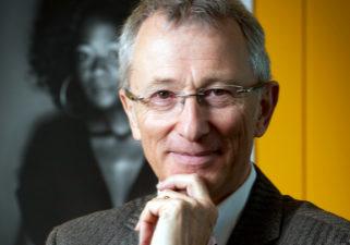 Portrait Peter Rothenbuehler