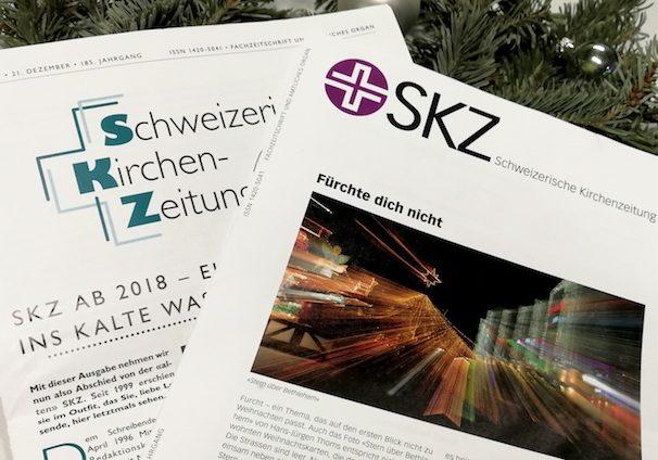 Schweizerische Kirchenzeitung Neu