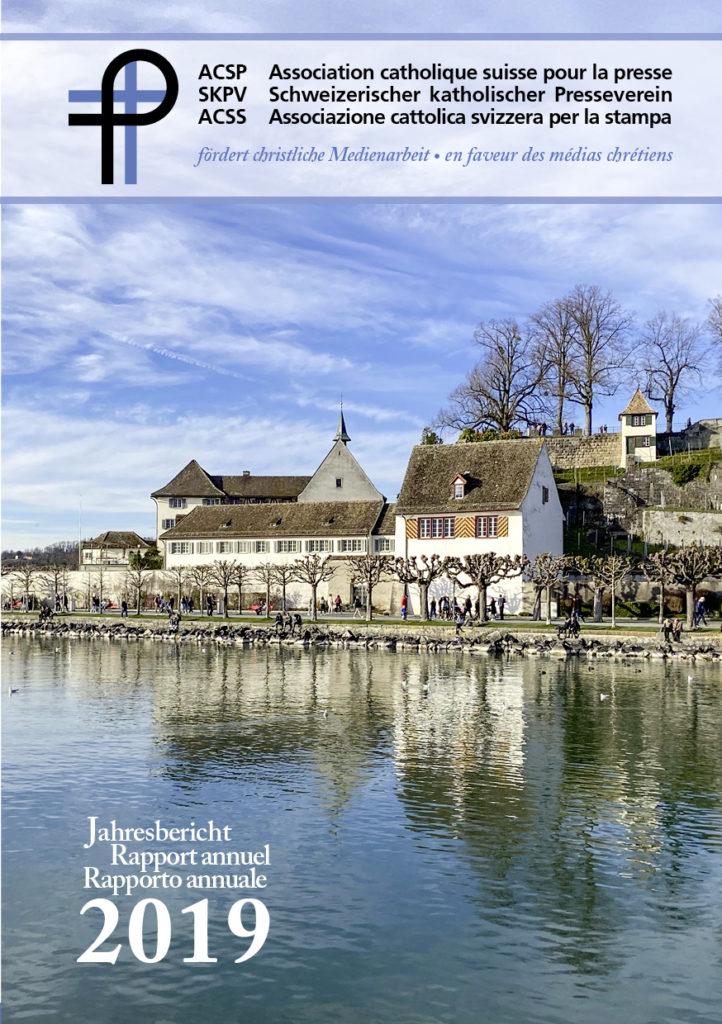 Jahresbereicht 2019 Cover