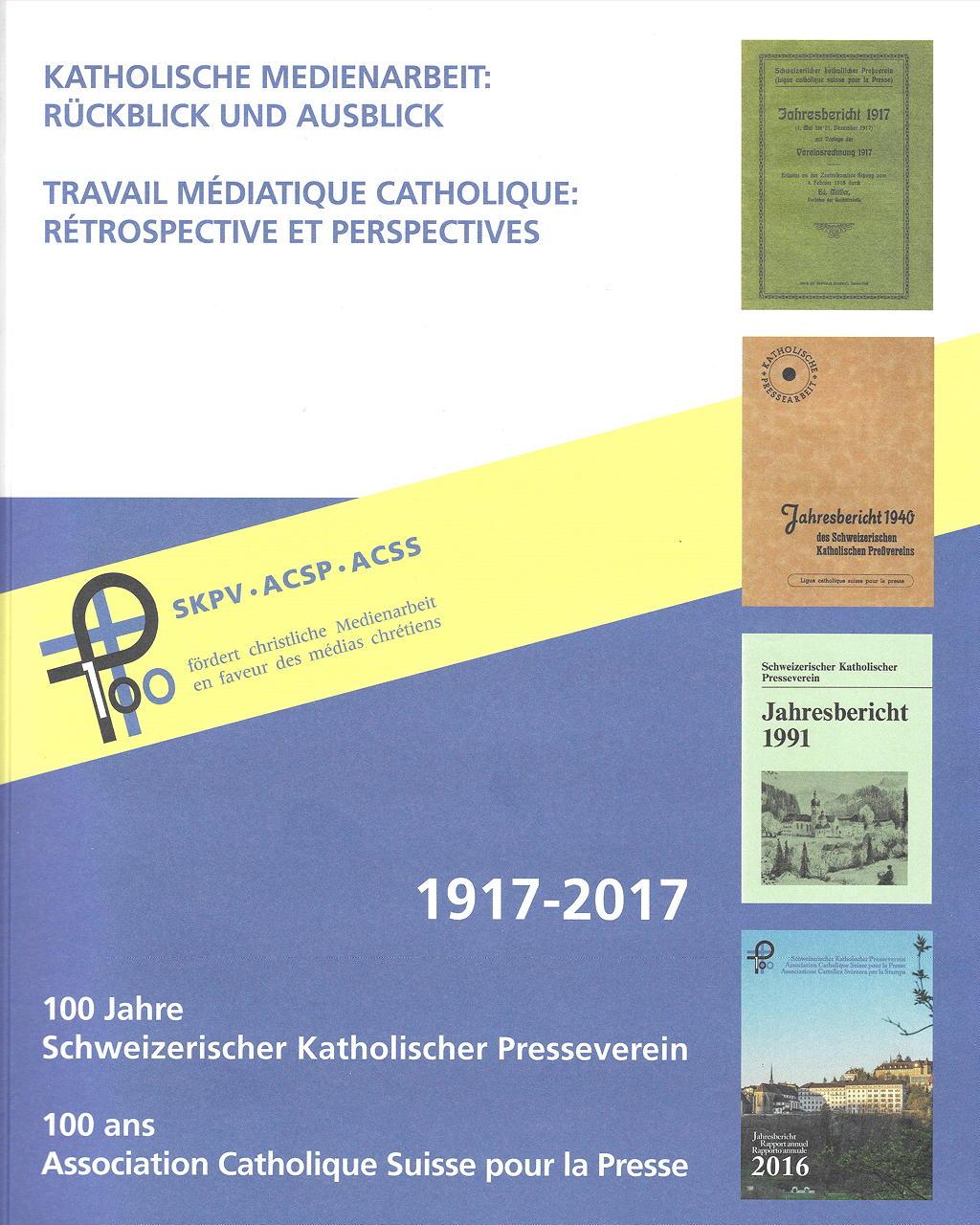 Buchumschlag Festschrift 00 Jahre Presseverein