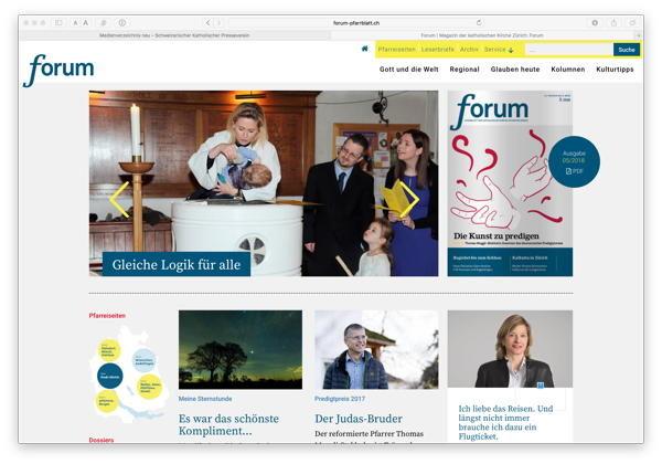 Forum Zuerich Neu
