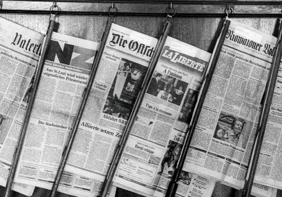Katholische Zeitungen