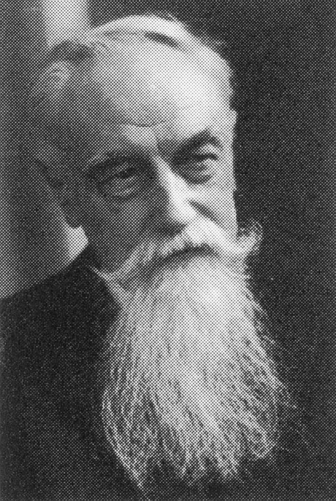 Ferdinand Rueegg Gruender Der Kipa