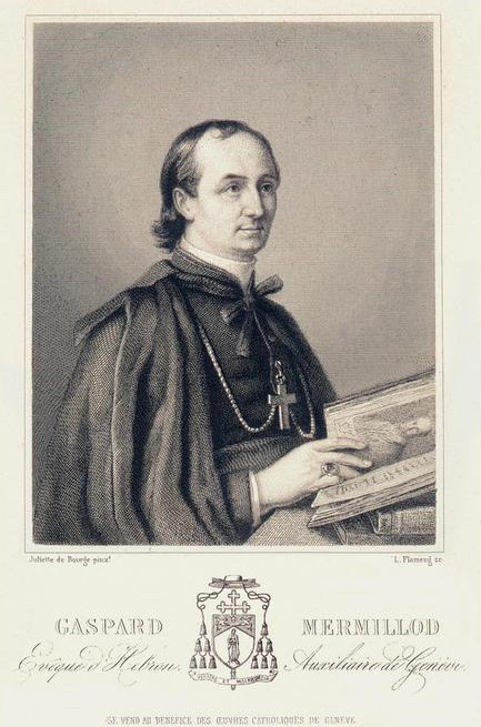 Kardinal Gaspard Mermillod