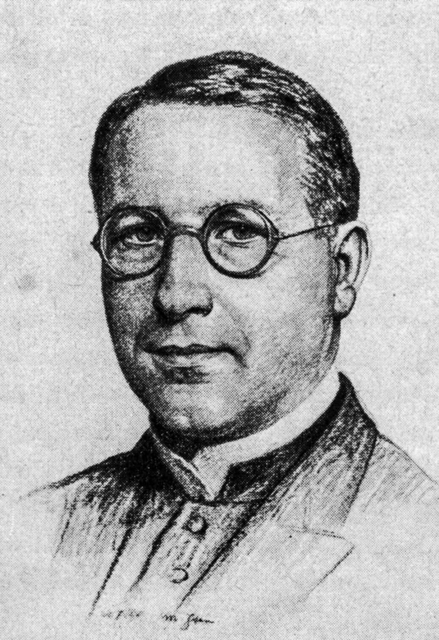 Pfarrer Gottfried Hess